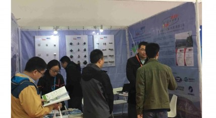 Chinese wind power show